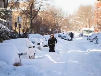Winterstorm verlamt oosten van de VS