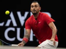 Nick Kyrgios neemt rust: 'Hopelijk weer 100 procent op de Australian Open'