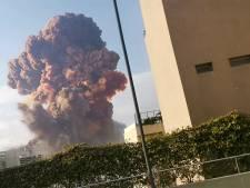 Historisch: explosie Beiroet een van zwaarste niet-nucleaire explosies óóit