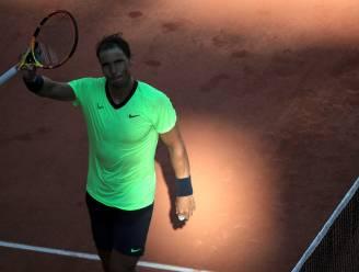 Nadal neemt probleemloos eerste horde op Roland Garros, ook Djokovic schiet goed uit startblokken
