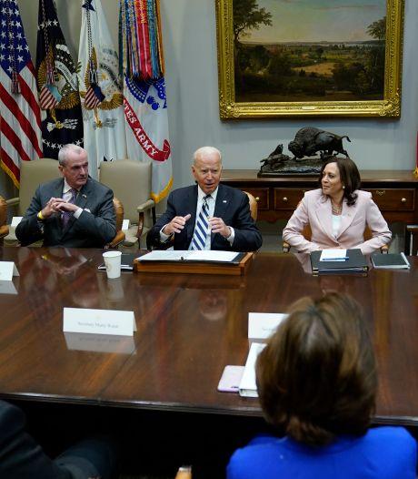 Witte Huis: akkoord over infrastructuurpakket van 466 miljard euro