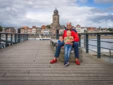 Deventer stadschroniqueur Henk van Baalen schrijft boek voor de allerjongsten: 'Geweldig om te doen'