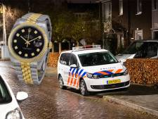 Gewelddadige Rolex-roof in Zwolle werd kort daarvoor besproken in woning Diezerpoort