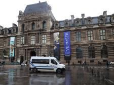 L'assaillant du Louvre placé en garde à vue à l'hôpital