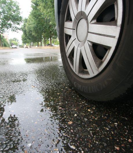 'Waar blijft toch al dat afgesleten rubber van de autobanden?'