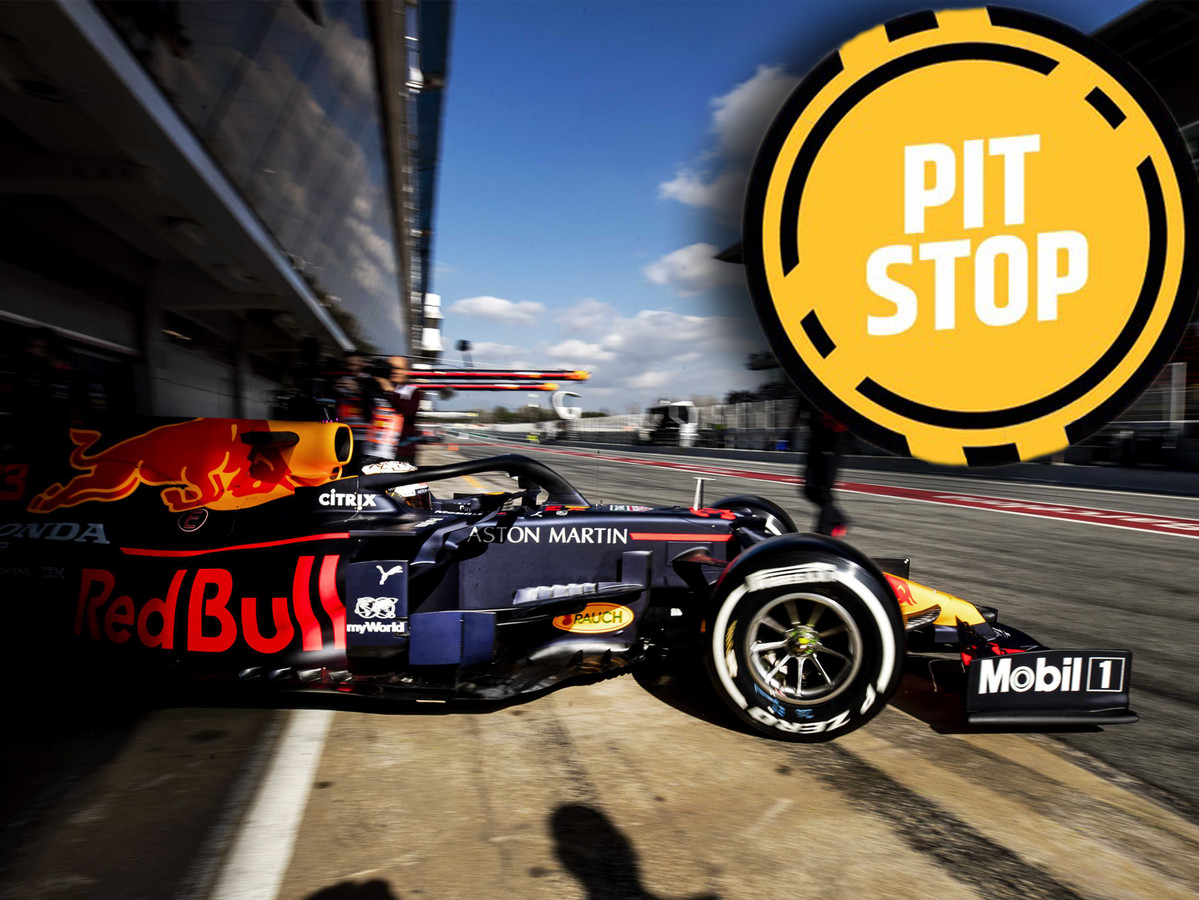 Pitstop podcast