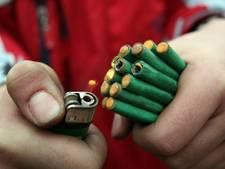 Kauwgum ontmaskert vuurwerk-afperser: 2 jaar cel