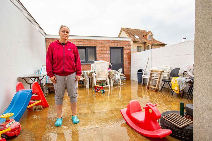 Marta Guedes uit de Dworpsestraat is de wanhoop nabij.