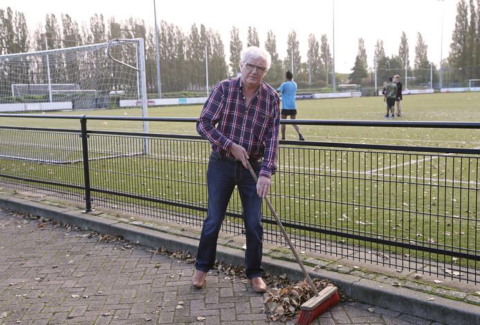 """Gerard van Emmerik: ,,Ik vind het gezellig om op de club te komen. Dan ben ik ook drie keer in de week de deur uit."""""""