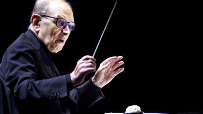 Ennio Morricone op 91-jarige leeftijd overleden