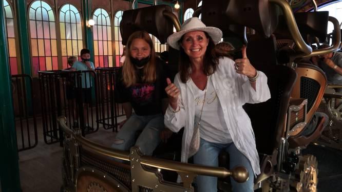 """IN BEELD. Zo werd het nieuwste paradepaardje in Plopsaland feestelijk geopend: """"Met 'The Ride to Happiness by Tomorrowland' spelen we mee op het hoogste niveau"""""""