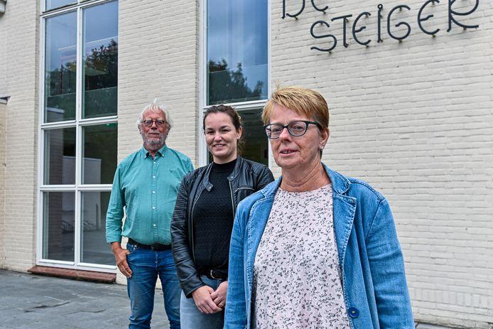 Over de toekomstige exploitatie van De Steiger is Dorpshuisbeheer Stampersgat helder: dat doen we zelf.