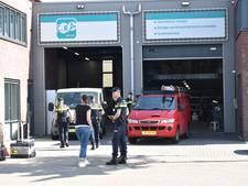 Zeven aanhoudingen na grote inval bij bedrijf Wijk en Aalburg