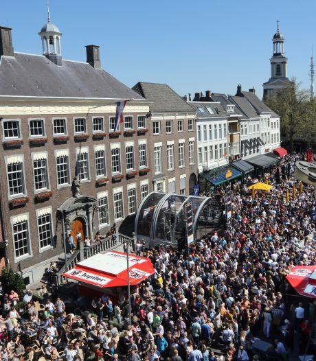 Evenementen Breda willen allemaal naar het najaar: dat wordt nog druk