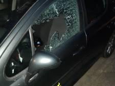 Vandaal heeft het gemunt op auto's in Oss: meerdere ruiten vernield