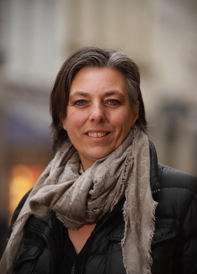 Annelies Smits-Van Hooff.