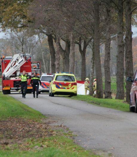Twee personen omgekomen bij verkeersongeluk in Holten
