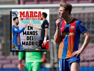 Spaanse media na kraker teleurgesteld in Frenkie de Jong: 'Niet gezien'
