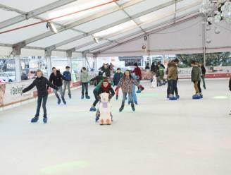 Weer ijspiste en 40 chalets voor handelaars en verenigingen tijdens kerstperiode in Oudenaarde
