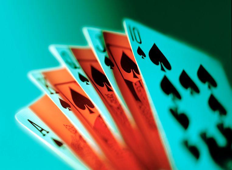 'Reclames? Gewoon niet doen. Mensen gokken toch wel.' Beeld Getty Images