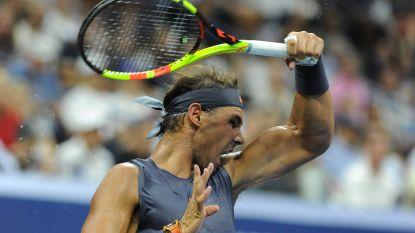 Titelhouders Nadal en Stephens nemen eerste horde op US Open, ook Serena Williams naar tweede ronde - Djokovic moet zwoegen, maar stoot door