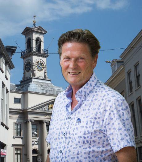 Dordtse raad maakt zich op voor debat: wel of geen vervanging voor wethouder Piet Sleeking?