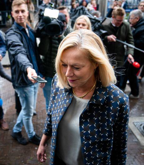 Hoe Sigrid Kaag PvdA en GroenLinks van de tennisbaan sloeg