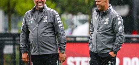 John de Wolf drie jaar langer bij Feyenoord: 'Dit is mijn thuis'