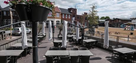 Grotere en soms overkapte terrassen in Liemers klaar voor de winter