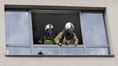 Brandweer rukt uit voor keukenbrand