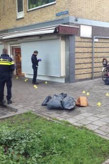 Slagerij in Zuilen onder vuur genomen