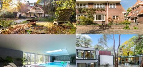 Steeds meer miljoenenhuizen in Zuidoost-Brabant: zelfs een twee-onder-eenkapper soms peperduur