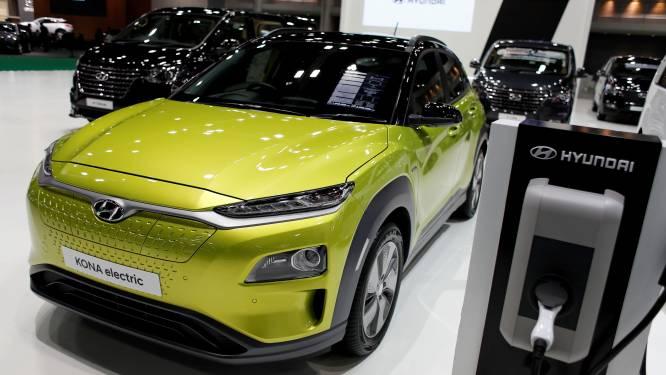 """""""Apple en Hyundai in gesprek over ontwikkeling elektrische wagen"""""""