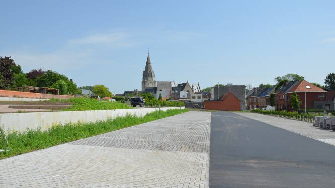 Nieuwe parking in Moreelstraat is bijna klaar