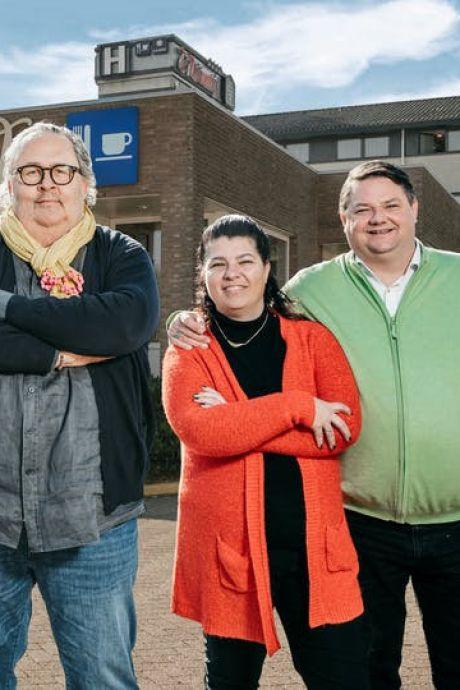 Tv-persoonlijkheid Janny Mutsaers wil hotel in Nieuwvliet fors uitbreiden