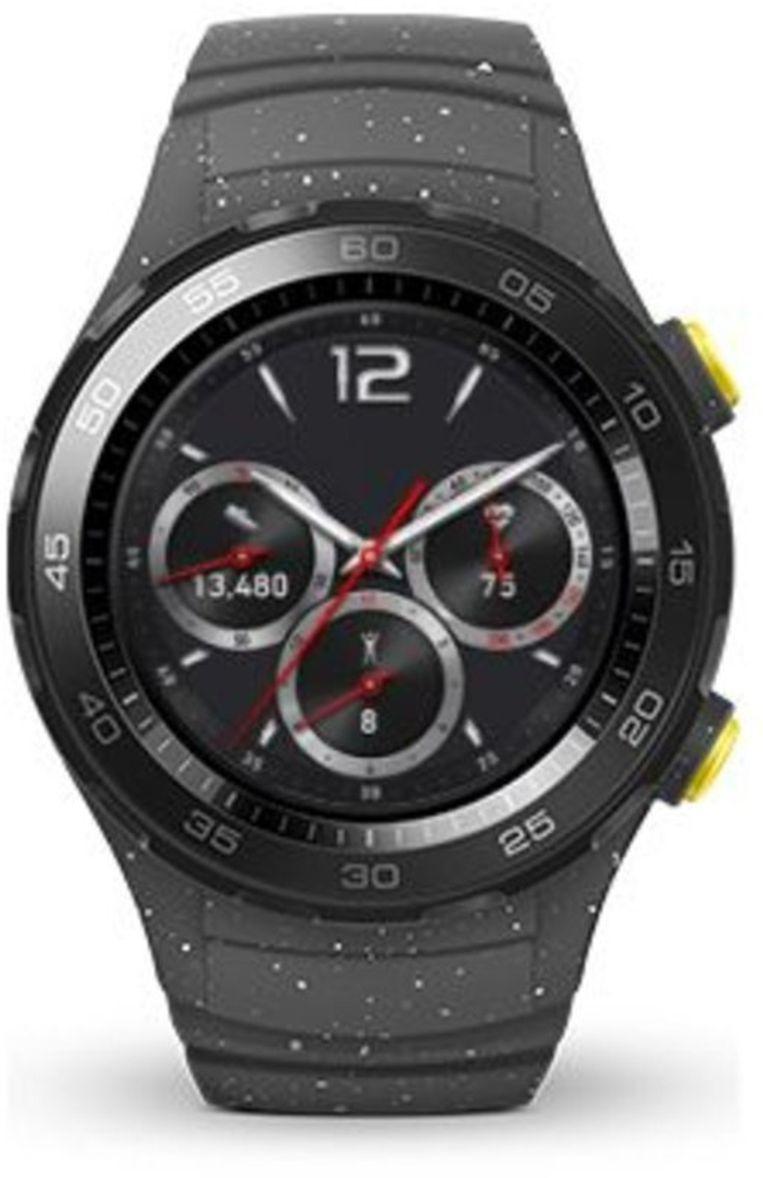 De Huawei Watch 2. Beeld Huawei