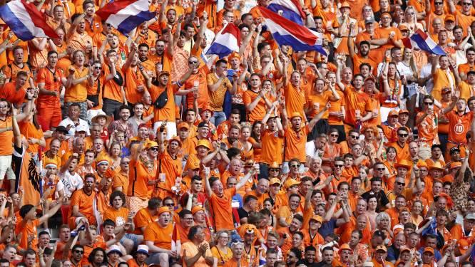 Oranjewaar massaal in afslag na teleurstellend EK
