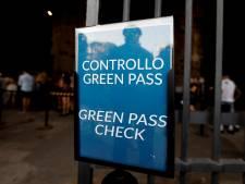 L'Italie veut généraliser le pass sanitaire à tous les lieux de travail