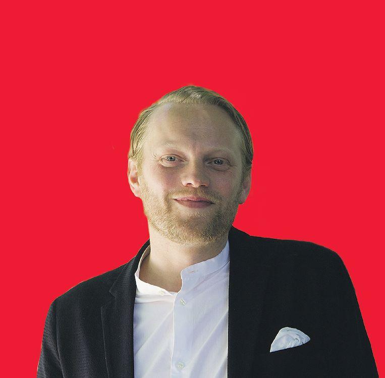 Roderick van der Lee is directeur bij Unseen, fotobeurs voor hedendaagse fotografie. Beeld