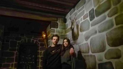 Jong koppel opent escape room in Brugge