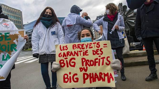 Actie bij Europese Commissie voor opheffen van vaccinpatenten