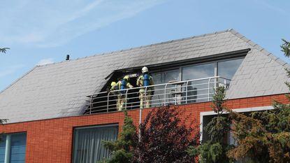 Appartementsbrand zorgt even voor paniek