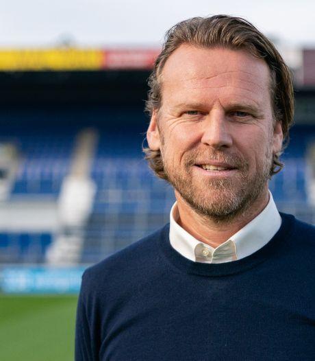 Marcel Boudesteyn (50) is de nieuwe algemeen directeur van PEC: 'Ik ben geen Adriaan Visser 2.0'