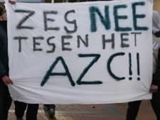 Toch demonstratie tegen komst azc in Arnhem