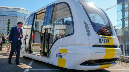 Stad wil elektrische busjes laten rijden tussen Grote Markt en randparkings