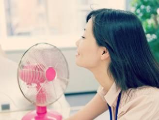SOS warm weer: zo voorkom je zweetplekken