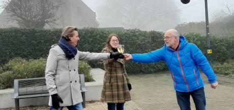 Gemeente Rheden neemt nieuwjaarsfilm op: 'Zicht op perspectief'