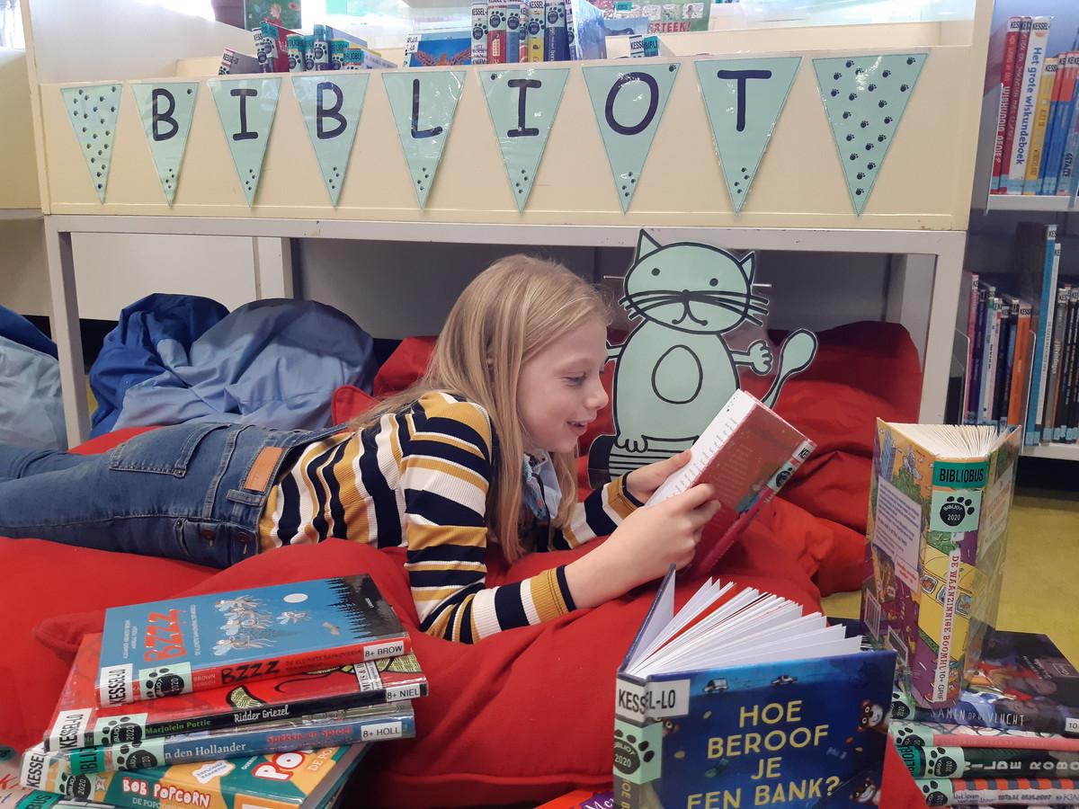 De jonge lezers kozen met veel overtuiging het beste boek.