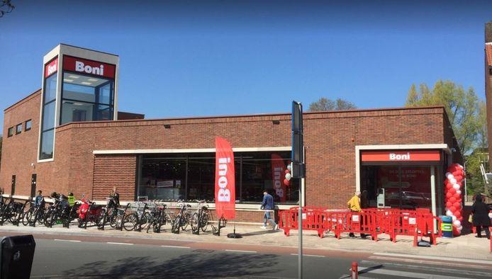 Aan het Euterplein in Amersfoort ging vorig jaar de nieuwste vestiging van Boni open.