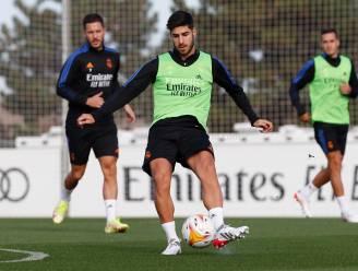 Eden Hazard werkt volledige training af en zit mogelijk in selectie voor Clasico